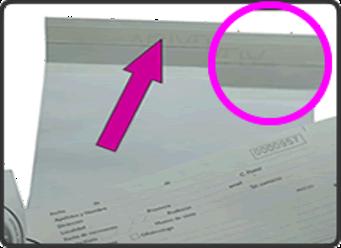 COPYSOBRE personalización cierre adhesivo